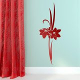 Wall Stickers: Floral Myrtus 2