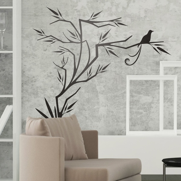 Wall Stickers: Adriana Floral
