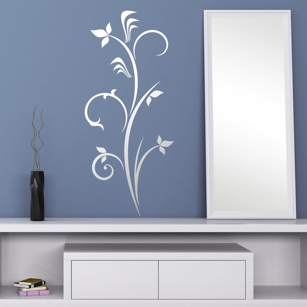 Wall Stickers: Floral Tait