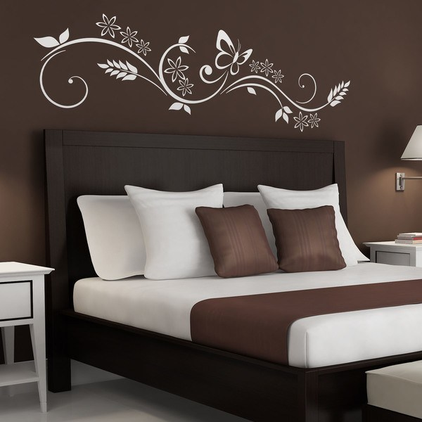 Wall Stickers: Floral Agatha 0