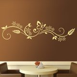Wall Stickers: Floral Brexia 2