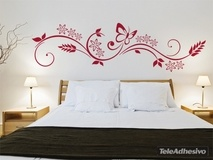 Wall Stickers: Floral Brexia 4