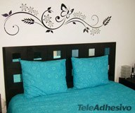 Wall Stickers: Floral Brexia 5
