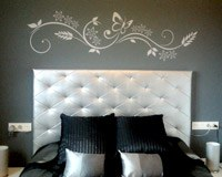 Wall Stickers: Floral Brexia 7