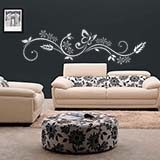 Wall Stickers: Floral Brexia 8