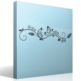 Wall Stickers: Floral Brexia 9