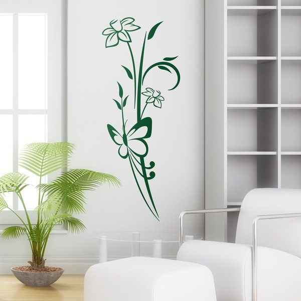 Wall Stickers: Athena floral