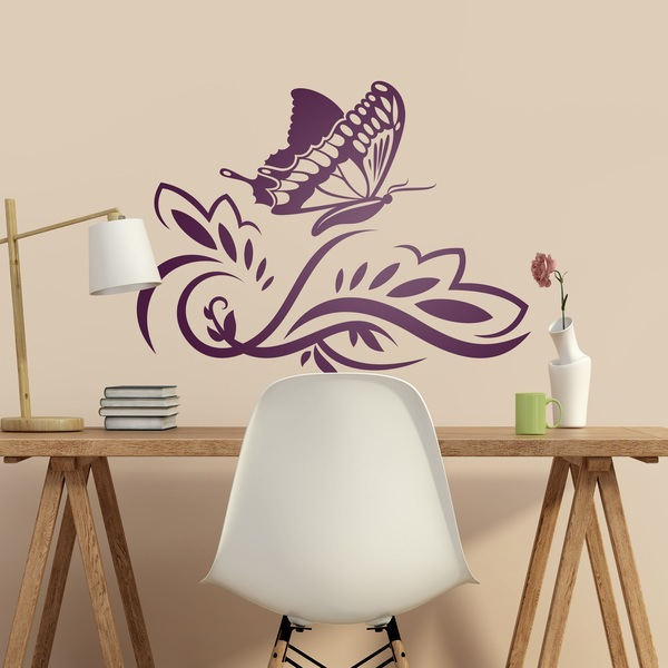 Wall Stickers: Floral Atón