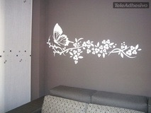 Wall Stickers: Linum 4