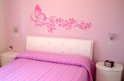 Wall Stickers: Linum 8