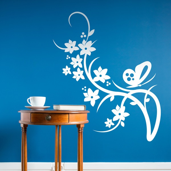 Wall Stickers: Floral Hestia