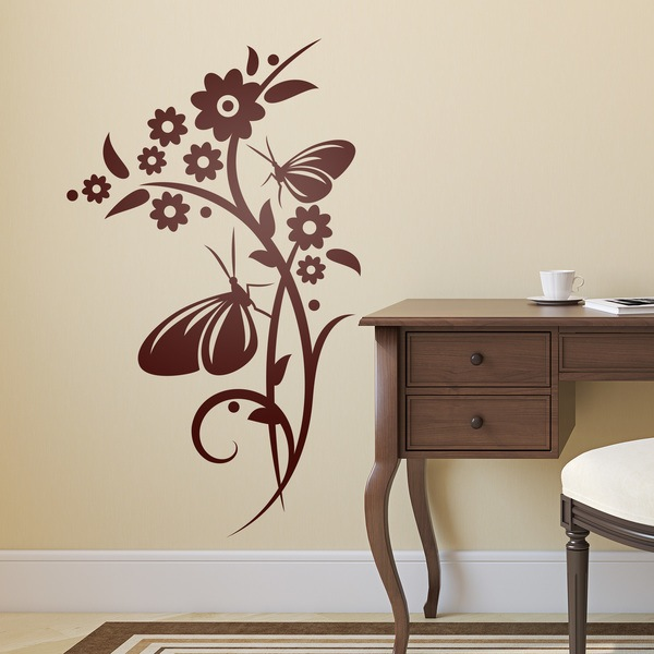 Wall Stickers: Floral 151