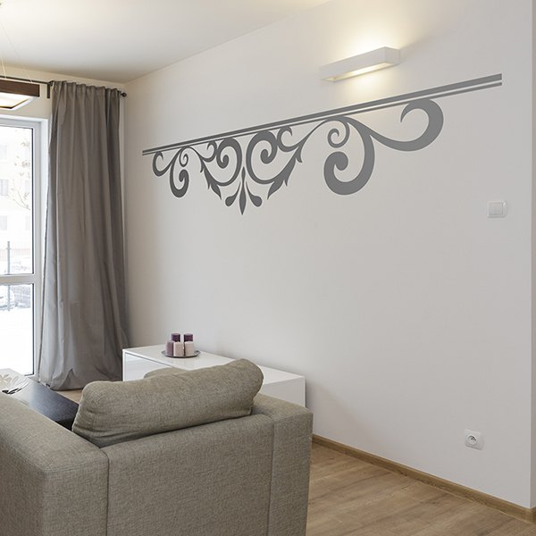 Wall Stickers: Ornamental 2