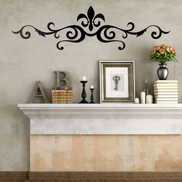 Wall Stickers: Ornamental 3