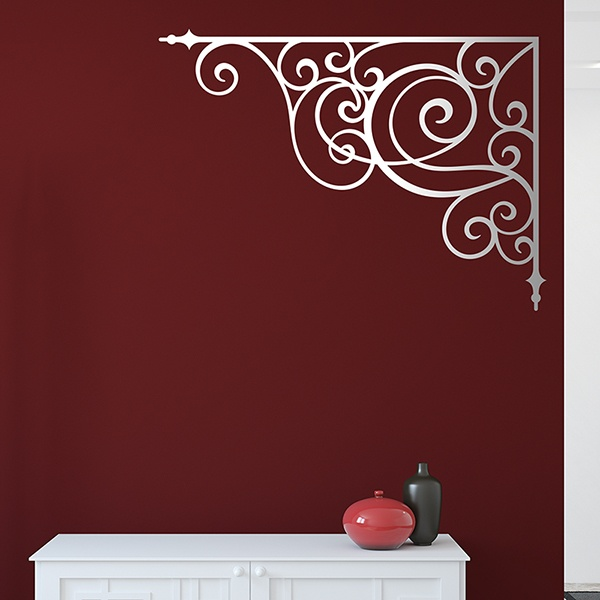 Wall Stickers: Ornamental 13