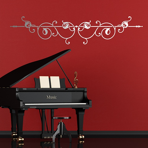 Wall Stickers: Ornamental 35