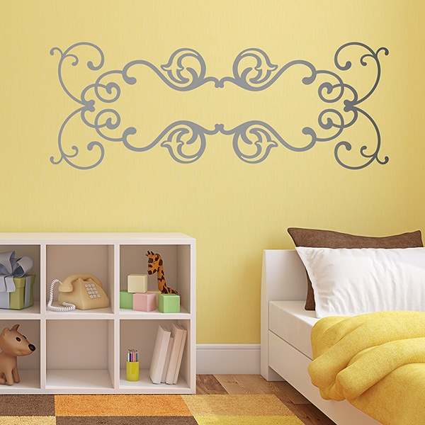 Wall Stickers: Ornamental 40