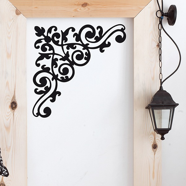 Wall Stickers: Ornamental 44