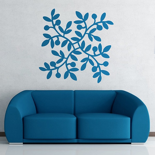 Wall Stickers: Ornamental 46
