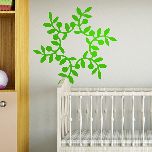 Wall Stickers: Ornamental 47