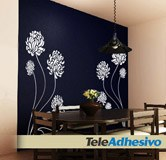 Wall Stickers: Adonis floral 5
