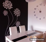 Wall Stickers: Adonis floral 9