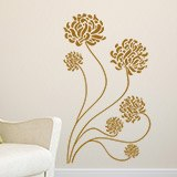 Wall Stickers: Adonis floral 10