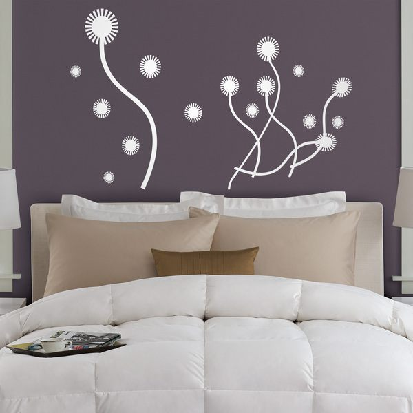 Wall Stickers: Floral Pirux