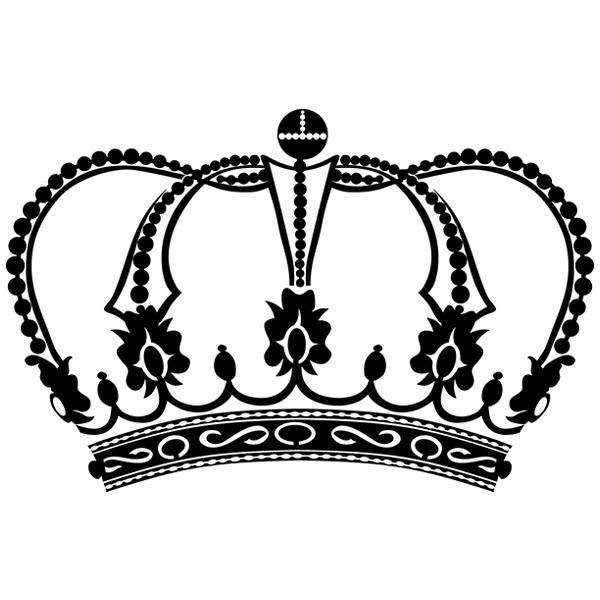 Wall Stickers: Crown