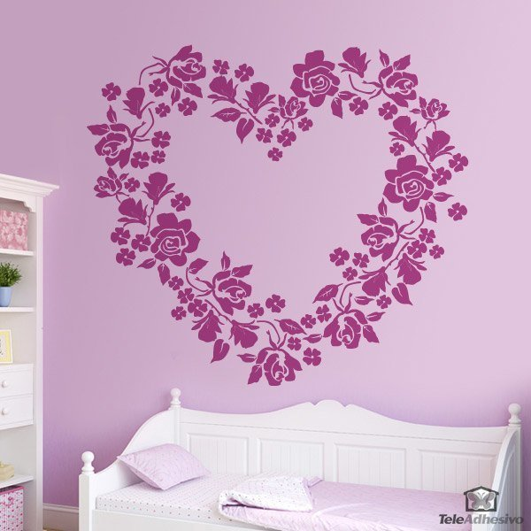 Wall Stickers: Floral Aegea