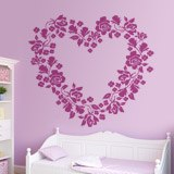 Wall Stickers: Floral Aegea 2