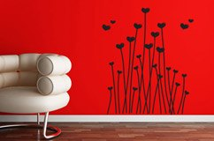 Wall Stickers: Floral Lovelis 5