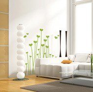 Wall Stickers: Floral Lovelis
