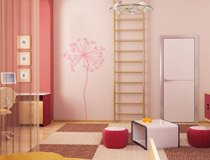 Wall Stickers: Dandelion 3