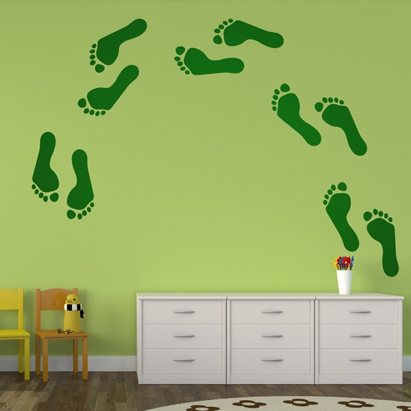Wall Stickers: Path