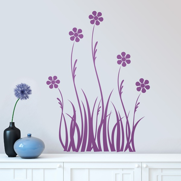 Wall Stickers: Floral Eira
