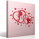 Wall Stickers: Hearts Fairy and Cupid 5