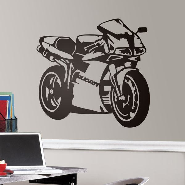 Wall Stickers: Moto Ducati