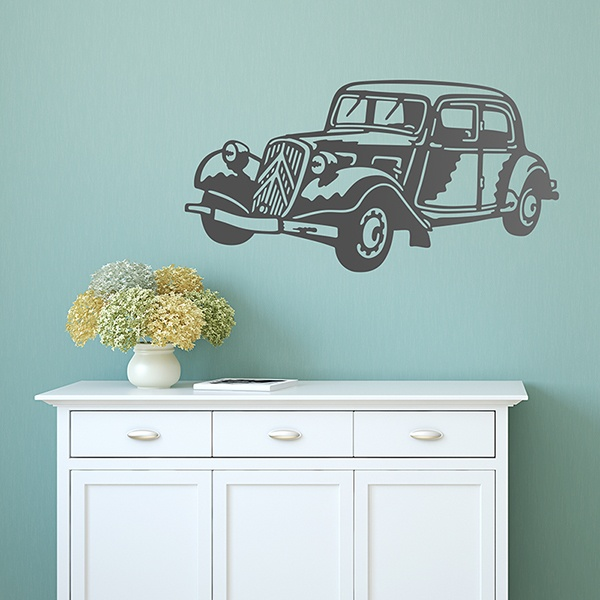Wall Stickers: Citroen 11