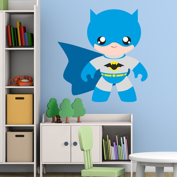 Stickers for Kids: Children's Batman