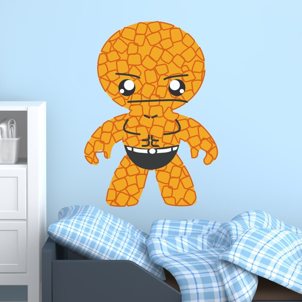 Stickers for Kids: Rock Man