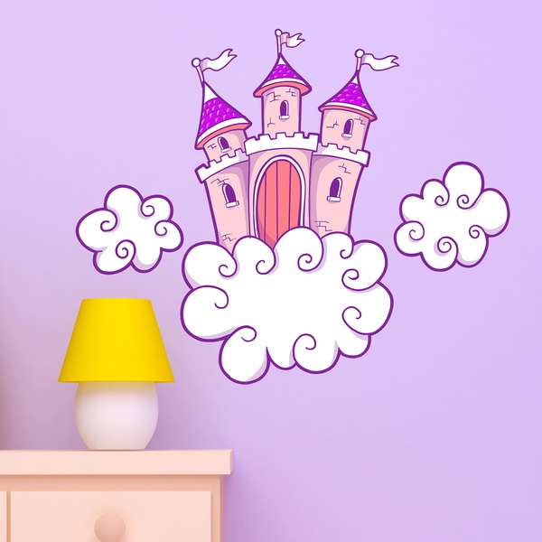 Stickers for Kids: Castle 1