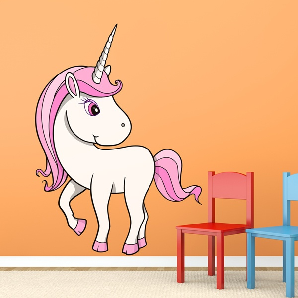 Wall Stickers: Little Unicorn