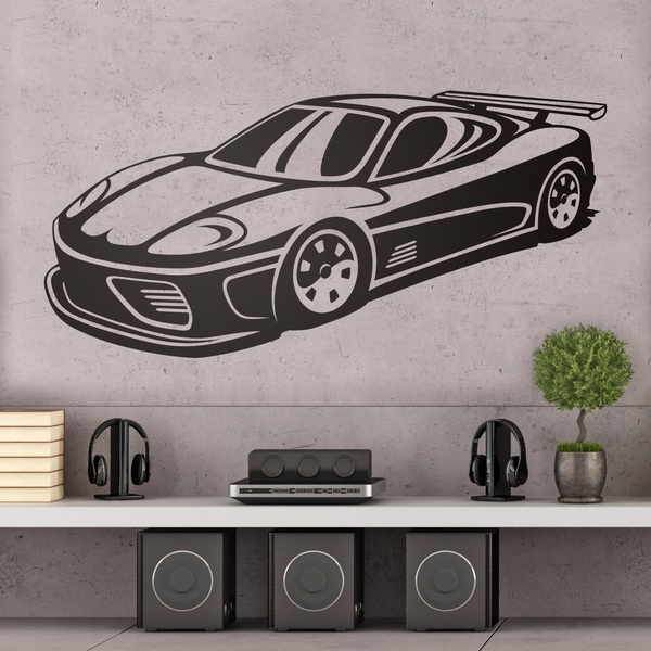 Wall Stickers: Car38