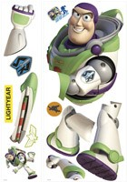 Stickers for Kids: Great Buzz Lightyear 3