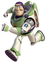 Stickers for Kids: Great Buzz Lightyear 4