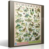 Wall Stickers: Dinosaurs 4