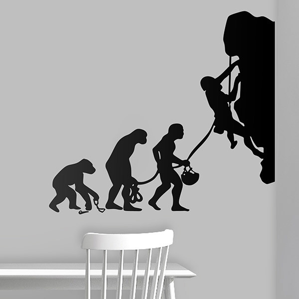 Wall Stickers: Evolution ascension