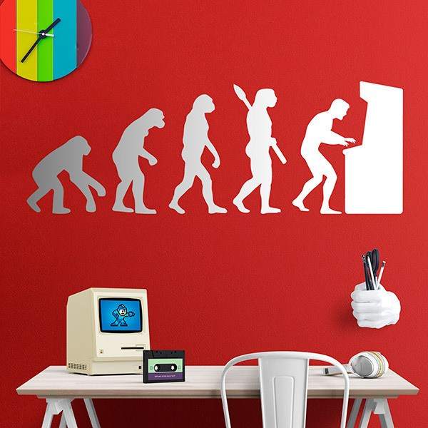 Wall Stickers: Arcade Evolution