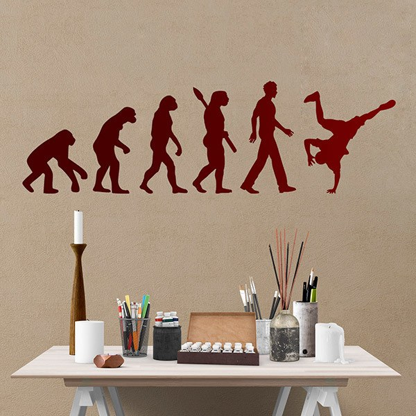 Wall Stickers: B-boy fortnite